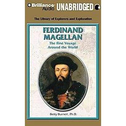 Ferdinand Magellan (Unabridged) (Compact Disc)