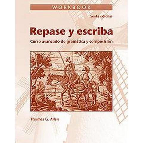Repase y escriba / Review and Write (Workbook) (Paperback)