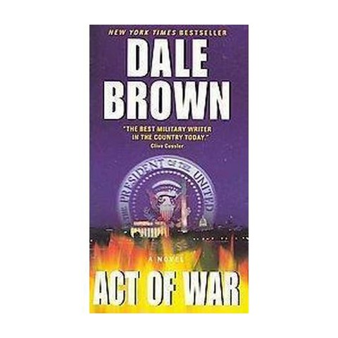 Act of War (Reprint) (Paperback)