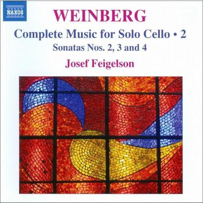 Weinberg: Cello Sonatas Nos. 2, 3 & 4