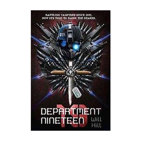 Department 19 (Hardcover)