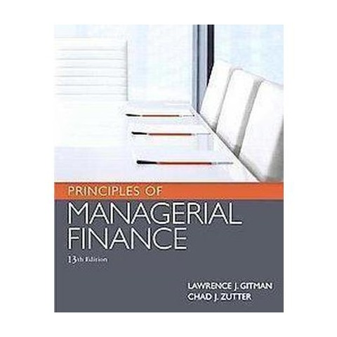 Principles of Managerial Finance (Hardcover)