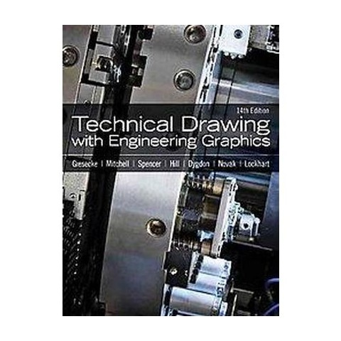 Technical Drawing With Engineering Graph (Hardcover)