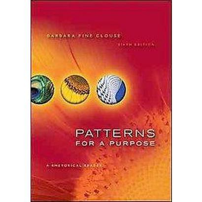 Patterns for a Purpose (Paperback)