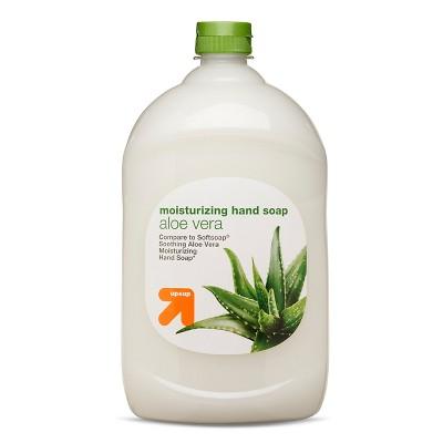 Aloe Vera Moisturizing Hand Soap Refill - 64 oz - up & up™