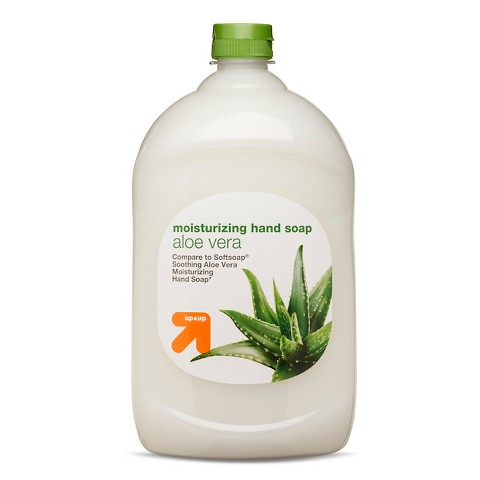 Aloe Vera Moisturizing Hand Soap Refill - 64 oz - up & up™