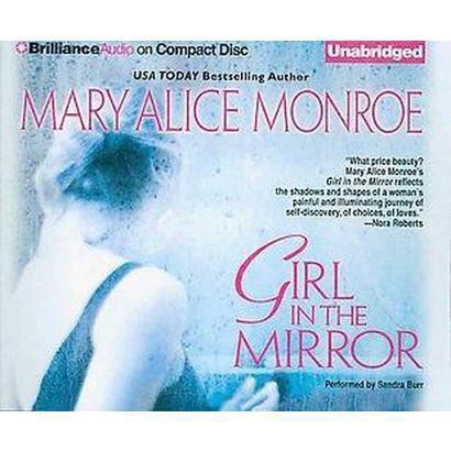 Girl in the Mirror (Unabridged) (Compact Disc)