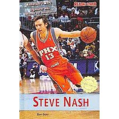 Steve Nash (Bilingual) (Hardcover)