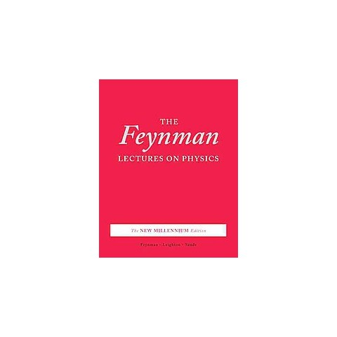 The Feynman Lectures on Physics (Hardcover)