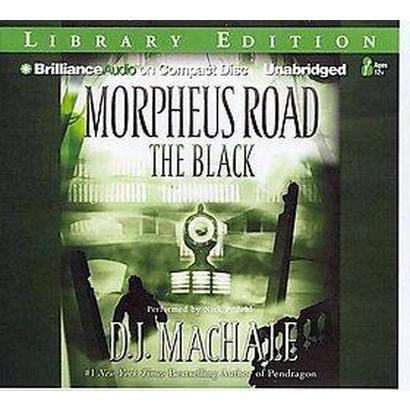 The Black (Unabridged) (Compact Disc)