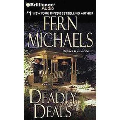 Deadly Deals (Abridged) (Compact Disc)