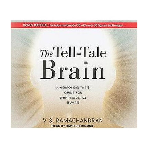 The Tell-tale Brain (Unabridged) (Compact Disc)