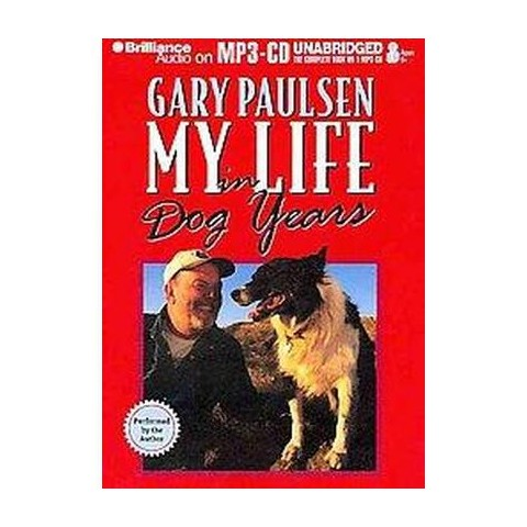 My Life in Dog Years (Unabridged) (Compact Disc)