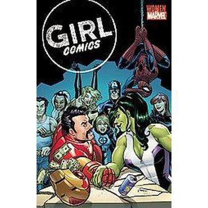 Girl Comics (Paperback)