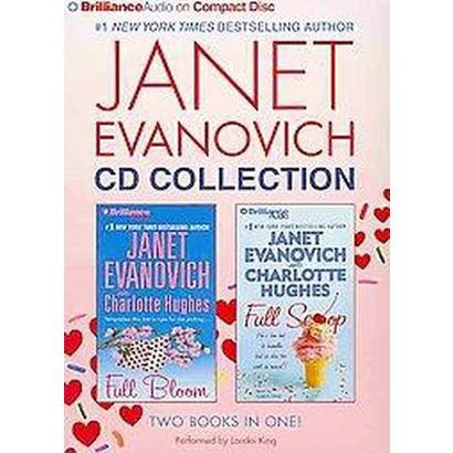 Janet Evanovich CD Collection (Abridged) (Compact Disc)