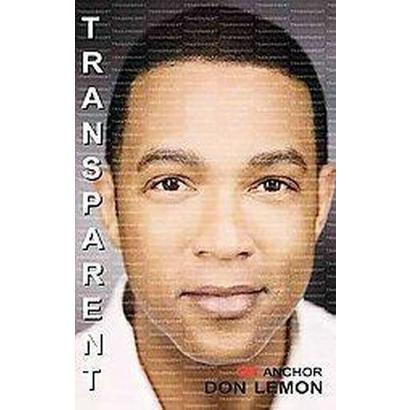 Transparent (Hardcover)