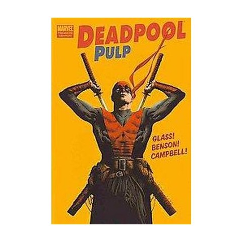 Deadpool Pulp (Hardcover)