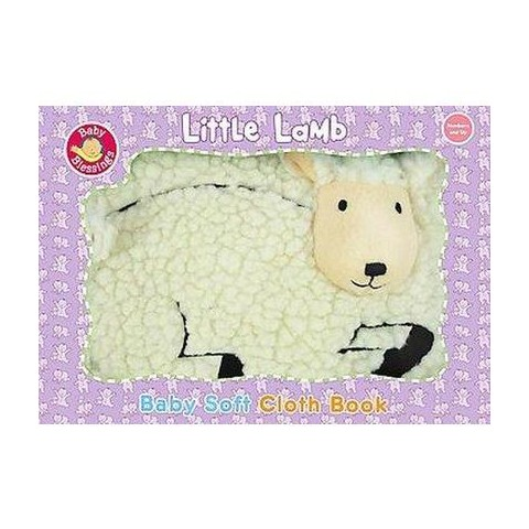 Little Lamb (Rag Book)