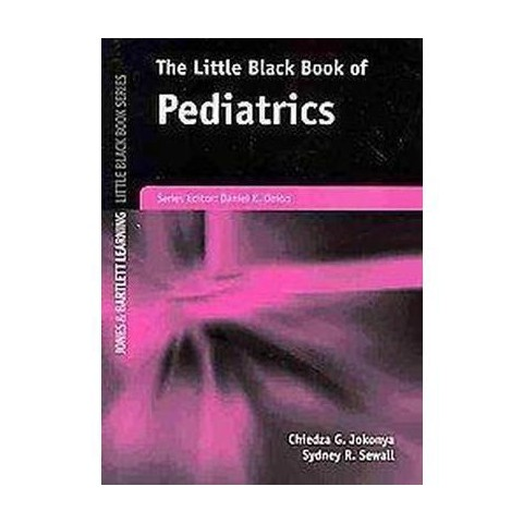 The Little Black Book of Pediatrics (Paperback)