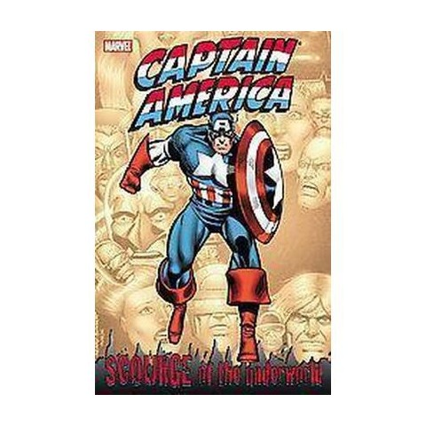 Captain America: Scourge of the Underworld (Paperback)