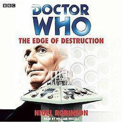 The Edge of Destruction (Compact Disc)