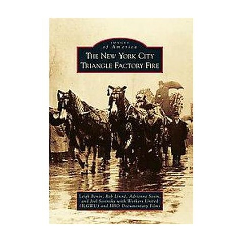 The New York City Triangle Factory Fire (Paperback)