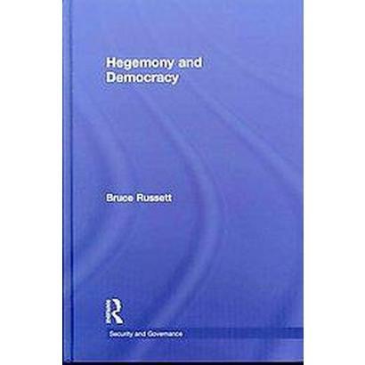 Hegemony and Democracy (Hardcover)