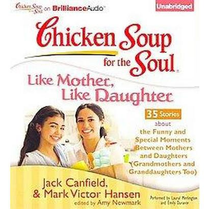 Like Mother, Like Daughter (Unabridged) (Compact Disc)