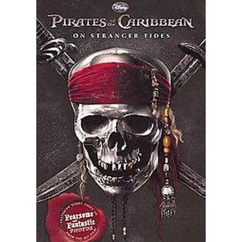 Pirates of the Caribbean: on Stranger Tides Junior Novel (Paperback)