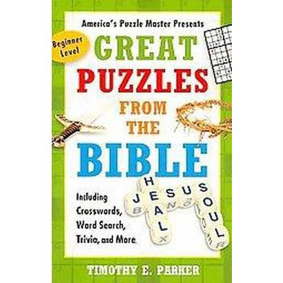 Great Puzzles from the Bible (Paperback)
