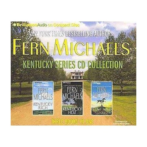 Fern Michaels Kentucky Series Collection ( Kentucky) (Abridged) (Compact Disc)