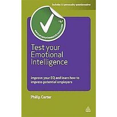 Test Your Emotional Intelligence (Reprint) (Paperback)