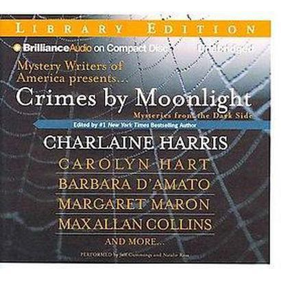 Crimes by Moonlight (Unabridged) (Compact Disc)