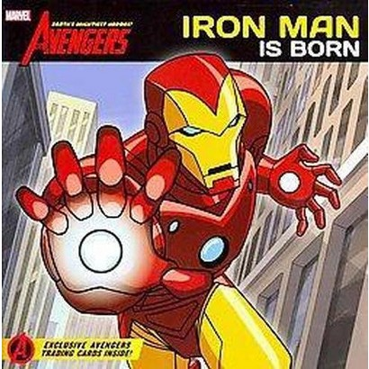 Iron Man Is Born (Paperback)