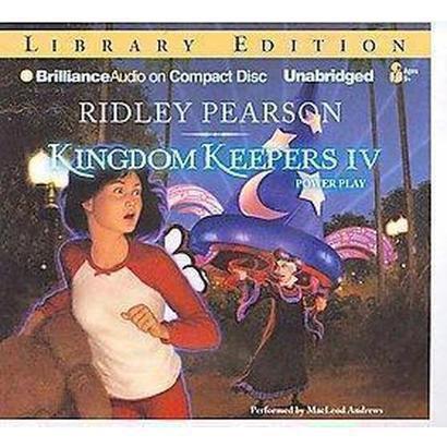 Kingdom Keepers IV (Unabridged) (Compact Disc)