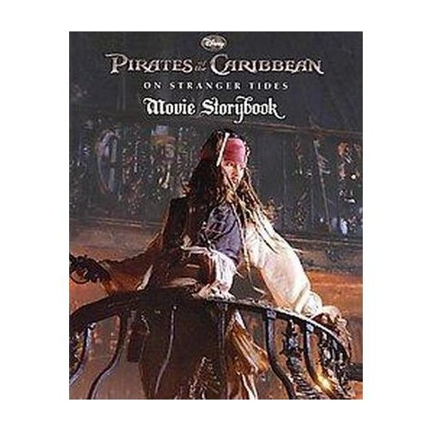 Pirates of the Caribbean: on Stranger Tides Movie Storybook (Paperback)