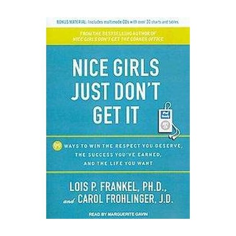 Nice Girls Just Don't Get It (Unabridged) (Compact Disc)