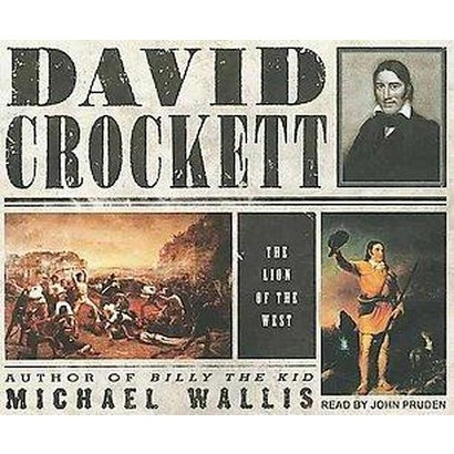 David Crockett (Unabridged) (Compact Disc)