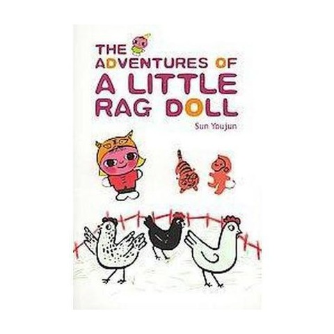 The Adventures of a Little Rag Doll (Paperback)