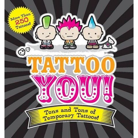 Tattoo You! (Original) (Paperback)