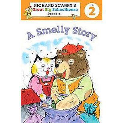 A Smelly Story (Hardcover)
