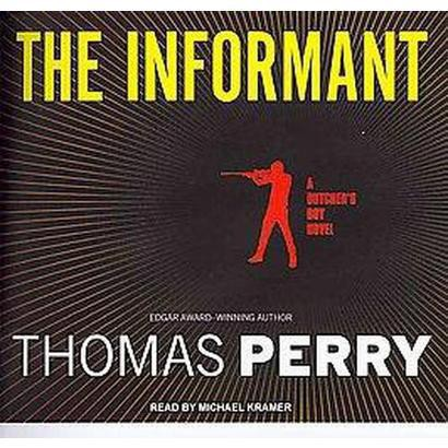 The Informant (Unabridged) (Compact Disc)