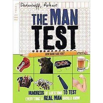 The Man Test (Paperback)