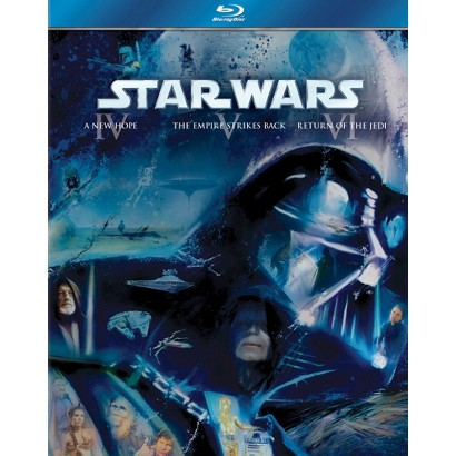 Star Wars: The Original Trilogy (Blu-ray) (Widescreen)