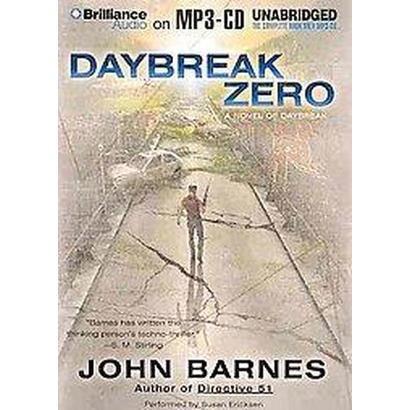 Daybreak Zero (Unabridged) (Compact Disc)