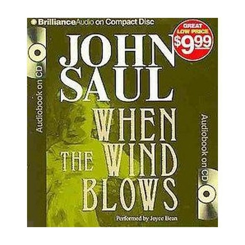When The Wind Blows (Abridged) (Compact Disc)