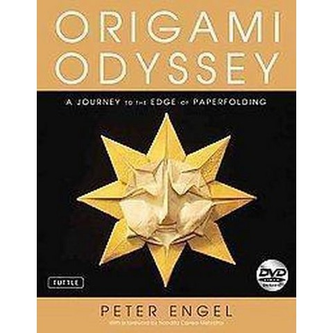 Origami Odyssey (Mixed media product)