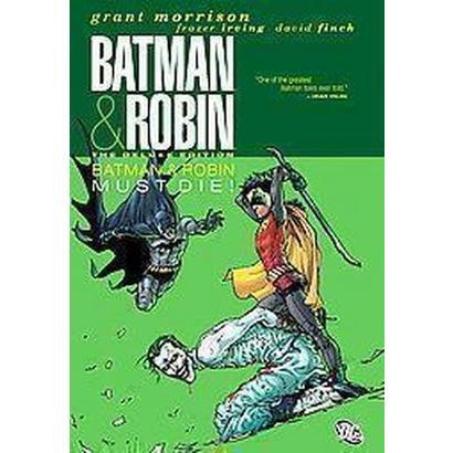 Batman & Robin (Deluxe) (Hardcover)