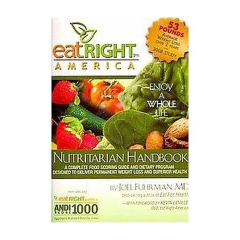 Eat Right America (Mixed media product)