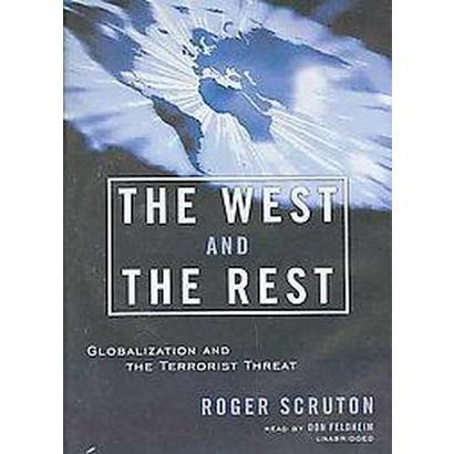 The West and the Rest (Unabridged) (Compact Disc)